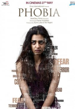Phobia (2016) Hindi Movie 720p DVDRip 850mb