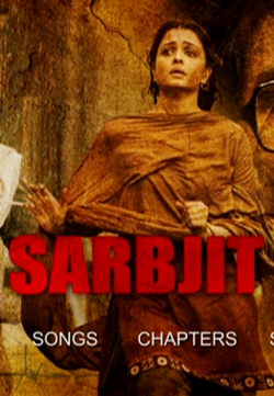 Sarbjit (2016) Hindi 720p BluRay 900MB
