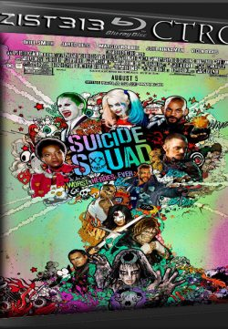 Suicide Squad 2016 English CamRip 550MB