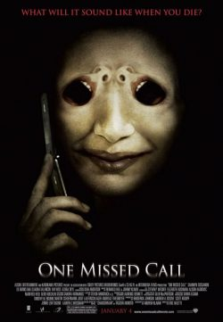 One Missed Call (2008) Hindi Dubbed 720p BluRay 900MB