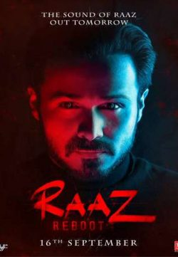 Raaz Reboot 2016 Hindi 480p DVDScr 300MB