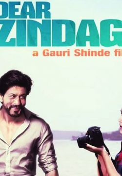 Dear Zindagi (2016) Hindi pDVDRip 500MB