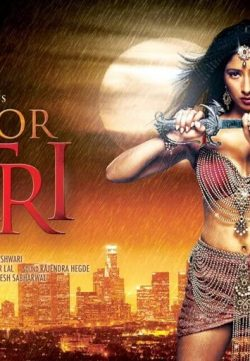 Warrior Savitri (2016) Hindi 720p HDRip 900MB ESubs