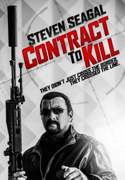 Contract to Kill (2016) English Movie HDRip 720p