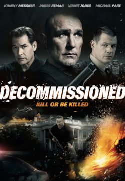 Decommissioned 2016 English Movie HDRip 720p