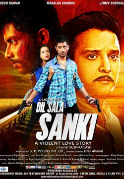 Dil Saala Sanki 2016 Hindi Movie HDRip 720p