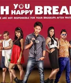 Wish You Happy Breakup (2016) Telugu Movie HDRip 1080p