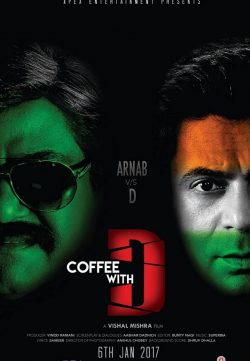 Coffee With D (2017) Hindi Movie DesiScrRip 650MB