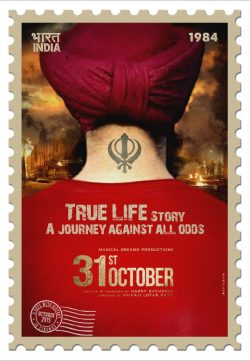 31st October (2016) Hindi 720p WebRip 950MB