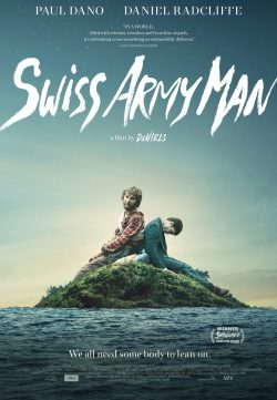 Swiss Army Man (2016) Dual Audio 720p BluRay x264