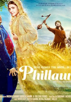 Phillauri 2017 Hindi Movie DesiPreDvDRip 750MB