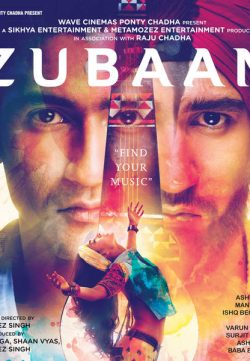 Zubaan (2016) Hindi Movie 720p HDRip 500MB
