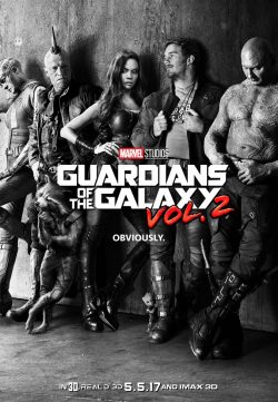 Guardians of the Galaxy Vol. 2 (2017) Dual Audio 480p HDCAM 600MB