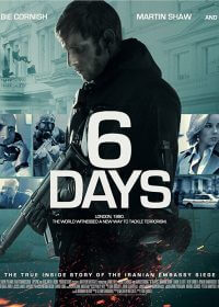 6 Days 2017 English Movie