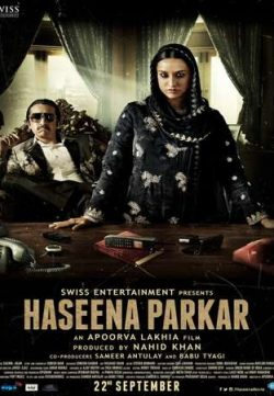 Haseena Parkar 2017 Hindi 280MB DVDRip 480p