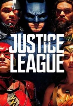 Justice League 2017 English 300MB Web-DL 480p ESubs