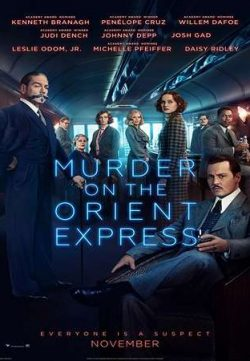 Murder on the Orient Express 2017 English 450MB BRRip 720p ESubs HEVC