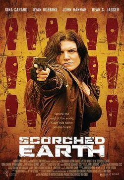 Scorched Earth 2018 English 250MB Web-DL 480p