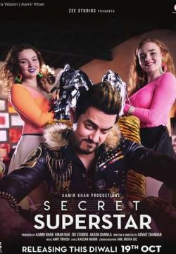 Secret Superstar 2017 Hindi 350MB HDTC 480p