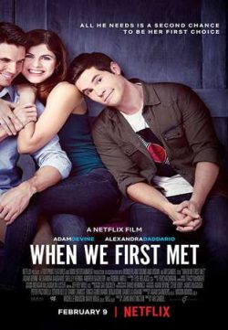When We First Met 2018 English 250MB WEBRip 480p