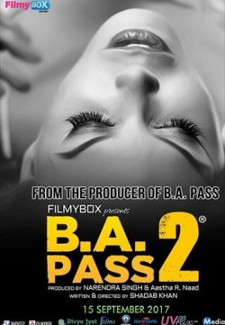 B.A. Pass 2 (2017) Hindi 720p HDRip 950MB