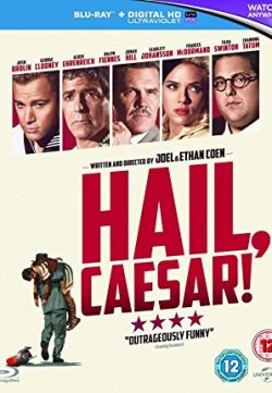 Hail Caesar 2016 Dual Audio Hindi 480p BluRay 400MB