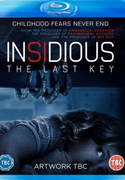 Insidious The Last Key 2018 English 480p BRRip 250MB