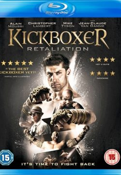 Kickboxer Retaliation 2018 English 720p BRRip 950MB