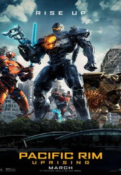 Pacific Rim Uprising 2018 English HDCAM 600MB