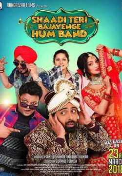 Shaadi Teri Bajayenge Hum Band 2018 Hindi 300MB Pre-DVDRip 480p