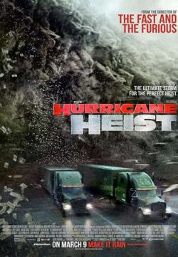 The Hurricane Heist 2018 English 650MB HDCAM x264