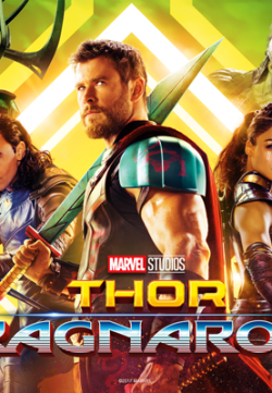 Thor Ragnarok 2017 Dual Audio ORG Hindi 480p BluRay 400MB