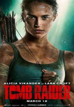 Tomb Raider 2018 English HDCAM 750MB