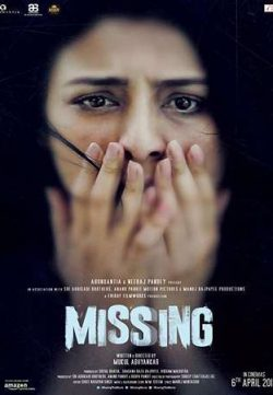 Missing 2018 Hindi 480p Pre-DVDRip 600MB