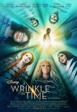 A Wrinkle in Time 2018 English DVDRip 600MB