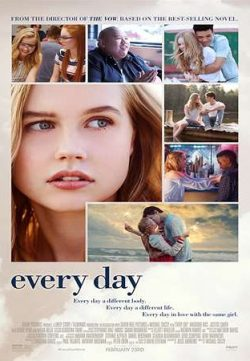 Every Day 2018 English 250MB Web-DL 480p ESubs