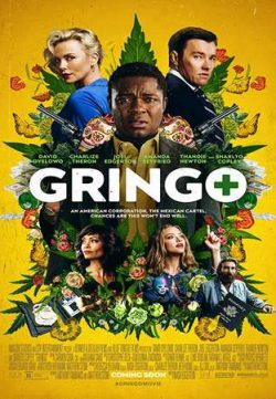 Gringo 2018 English 720p Web-DL 800MB ESubs