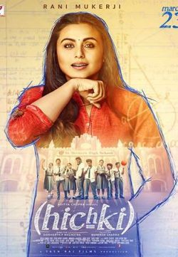 Hichki 2018 Hindi 150MB BluRay HEVC Mobile ESubs