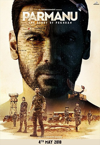 Parmanu The Story of Pokhran 2018 Hindi