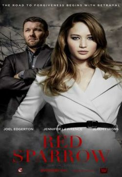 Red Sparrow 2018 Hindi Dual Audio 250MB BluRay HEVC Mobile ESubs