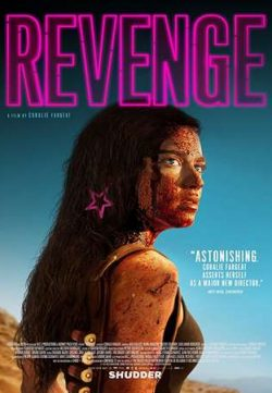 Revenge 2017 English 250MB Web-DL 480p ESubs