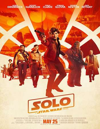 Solo A Star Wars Story 2018 English