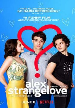 Alex Strangelove 2018 English 350MB WEBRip 480p MSubs