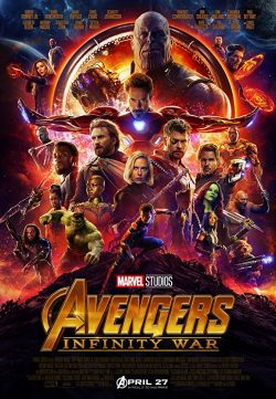 Avengers Infinity War 2018 Dual Audio Hindi 480p HDTC 300MB