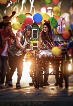 Baaghi 2 (2018) Hindi 720p HDRip 900MB