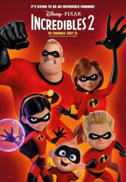 Incredibles 2 2018 Dual Audio Hindi 720p HDCAM 900MB