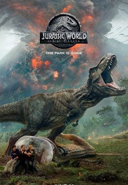 Jurassic World Fallen Kingdom 2018 Dual Audio Hindi 480p HDCAM 300MB