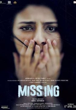 Missing 2018 Hindi 150MB HDRip HEVC Mobile ESubs