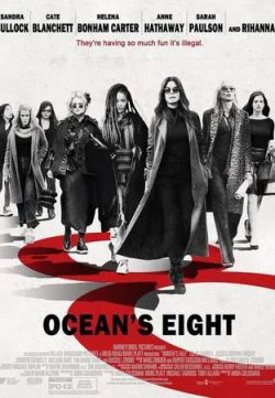 Oceans 8 2018 English 650MB HDCAM x264