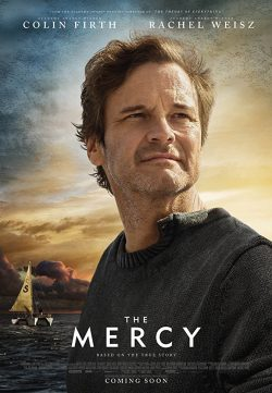 The Mercy 2018 English 720p BRRip 800MB ESubs